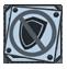 エンブレイス ペイン:シールド消失時発射速度増加。シールドリチャージディレイ増加。