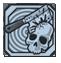 サイレンス ザ ボイス:近接攻撃ダメージ大幅増加。自分を攻撃することがある。