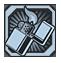 バーン ベイビー!:着火ダメージ増加。自分が燃えている間は効果増加。敵を燃やすと自分も燃える。