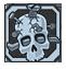 ペイン イズ パワー:スナイパーライフル以外の武器ダメージ増加。クリティカルダメージ減少。近接攻撃強化。自分が燃えていると効果増。