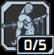 バックスタブ:背後からの近接攻撃ダメージ+8%