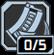 ファスト ハンド:リロード速度+5%、武器交換速度+10%