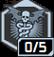 グリム:敵を倒すと数秒間シールド+0.7%/秒、デセプションのクールダウン速度+1.5%