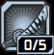 キリング ブロー:ライフが1/3以下の敵への近接攻撃ダメージ+100%