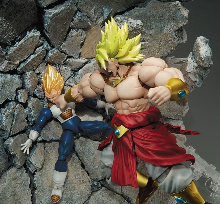 MG Figure rise Standard Legendary Super Saiyan Broly Plastic Model Dragon Ball-8.jpg