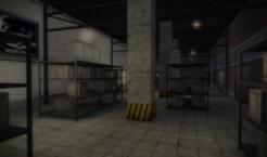 第3補給倉庫