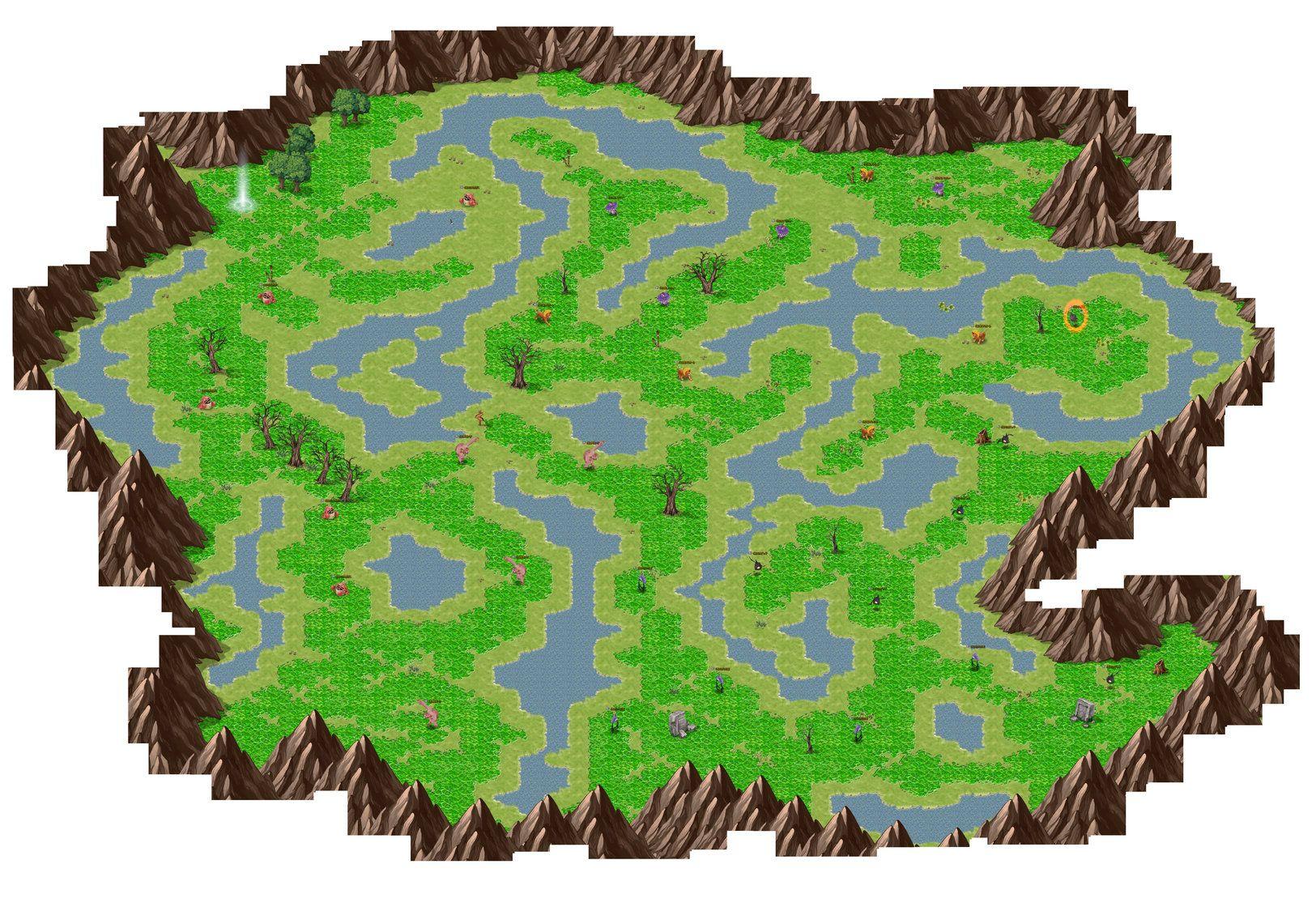 イオンの迷宮