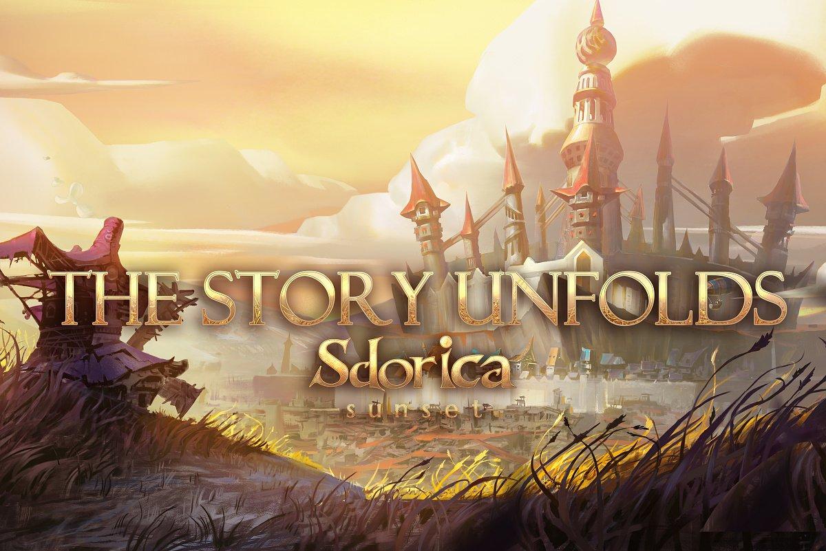 Sdorica The Story Unfolds.jpg