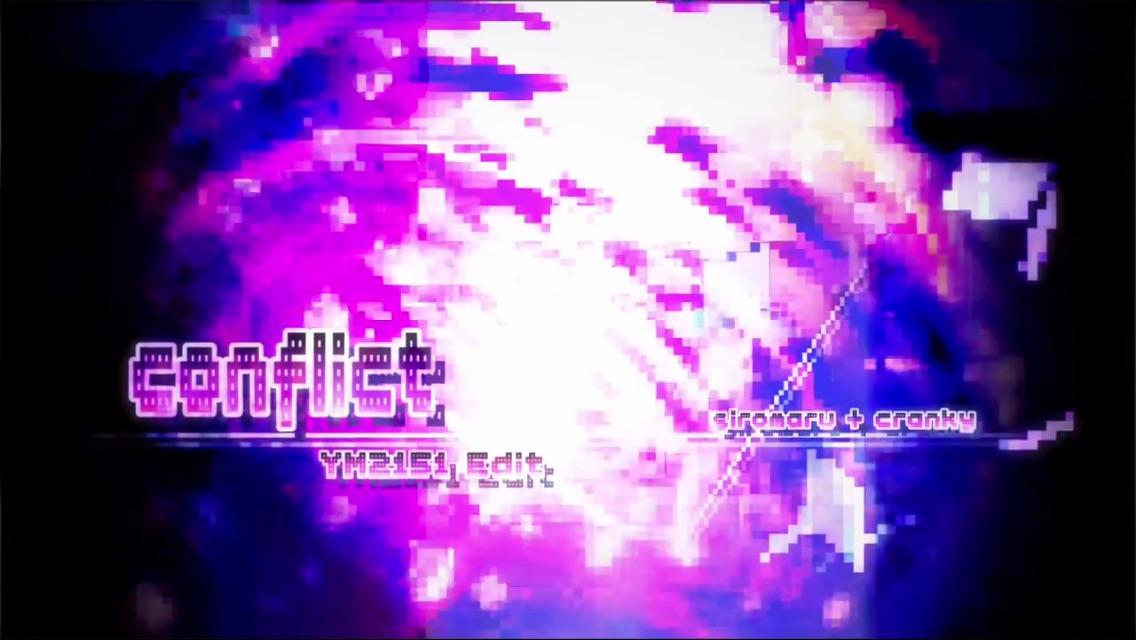 conflict(YM2151 Edit) - Cytus Wiki*