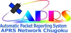 APRS Network Chugoku Logo