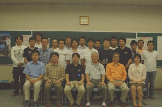 集合写真-APRS勉強会広島 2009