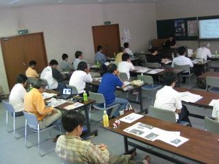 勉強会の様子1