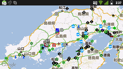 Map-View クリックで拡大