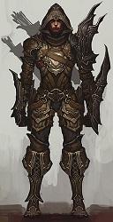 Male Demon Hunter