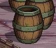 列車上の海賊-樽.JPG