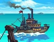 列車上の海賊-海賊船.JPG