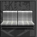家具-エリートエンブレム-旧射撃場のベンチ.JPG