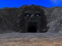 エルブルズの岩穴 入口.jpg