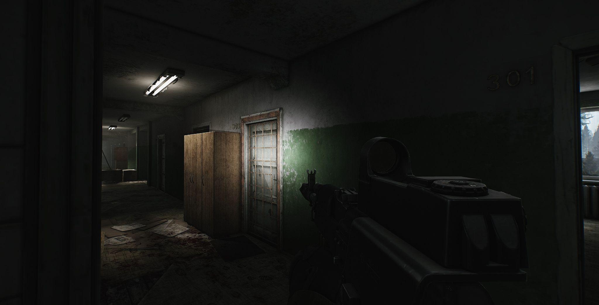 Dorm room 303 Key door view.jpg