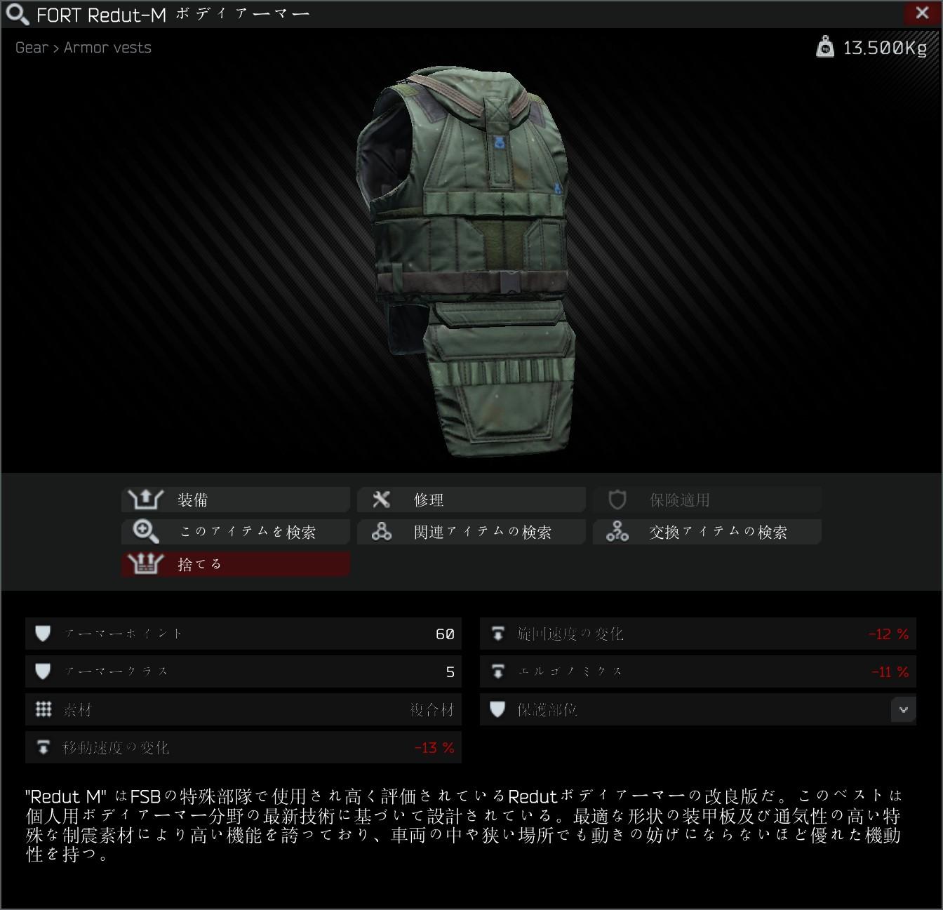 FORT Redut-M body armor.jpg