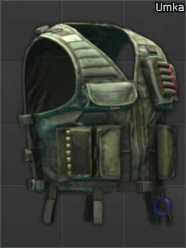 Umka М33-SET1 hunter's vest_cell.png