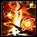 妖狐の影(4段階)
