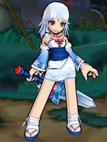 ハロウィン「雪女」blue.jpg