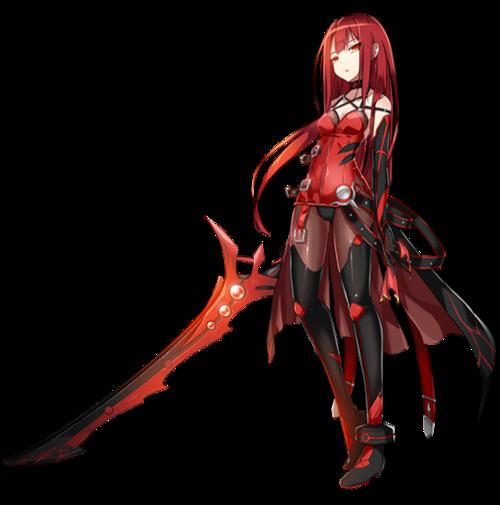 クリムゾンアベンジャー-Crimson Avenger-