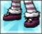 rクリスマス紫:靴.png
