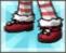 rクリスマス赤:靴.png