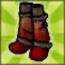 バークリックベリー靴(赤).png