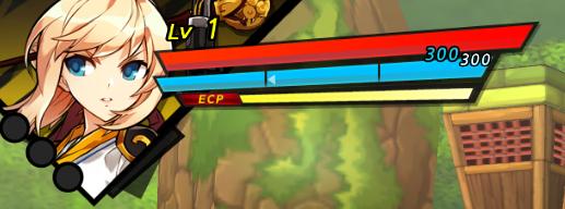 ECPゲージ