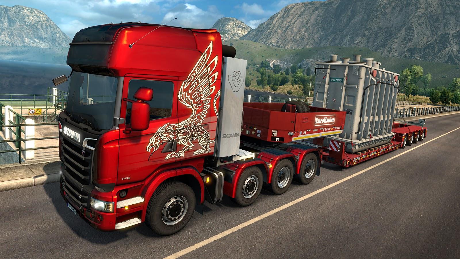 新トラックシャーシ