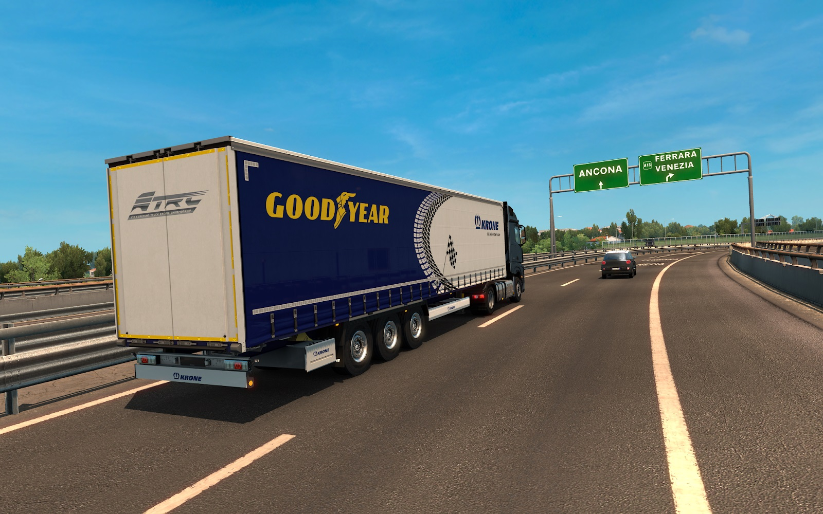 Goodyear Trailers