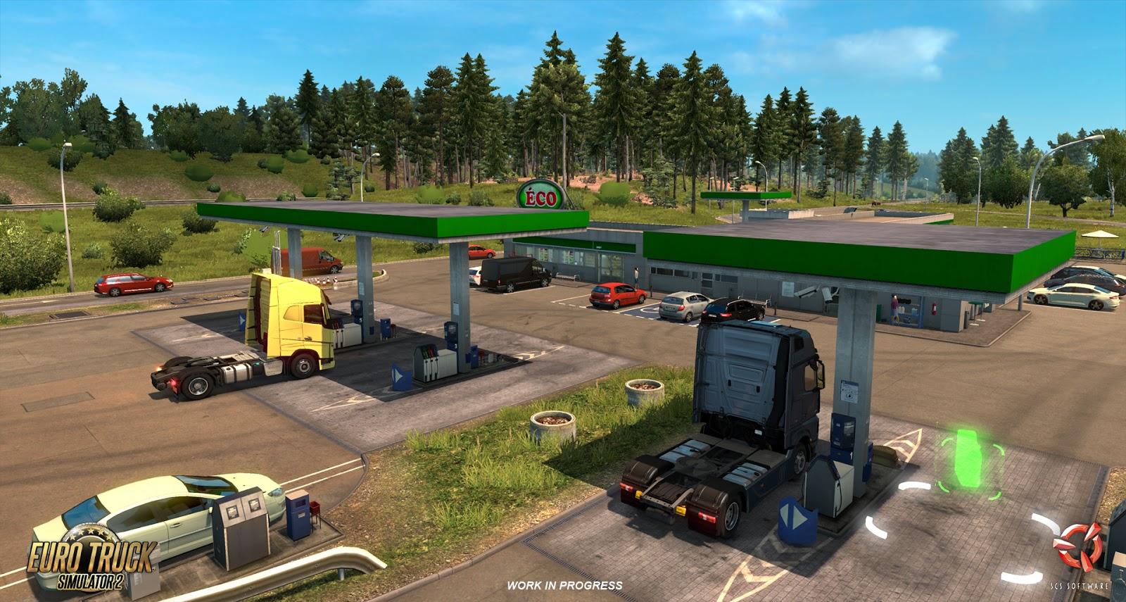 新ガソリンスタンド