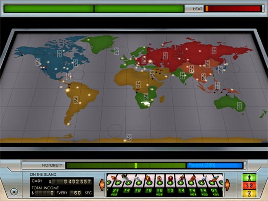 ドミ ネーション ワールド
