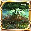 深い森の世界花