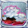 コダイバナの技花(銀)