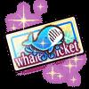 クジラ艇搭乗券 - FLOWER KNIGHT GIRL 《フラワーナイトガール》