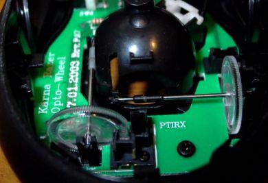 Opto-wheel