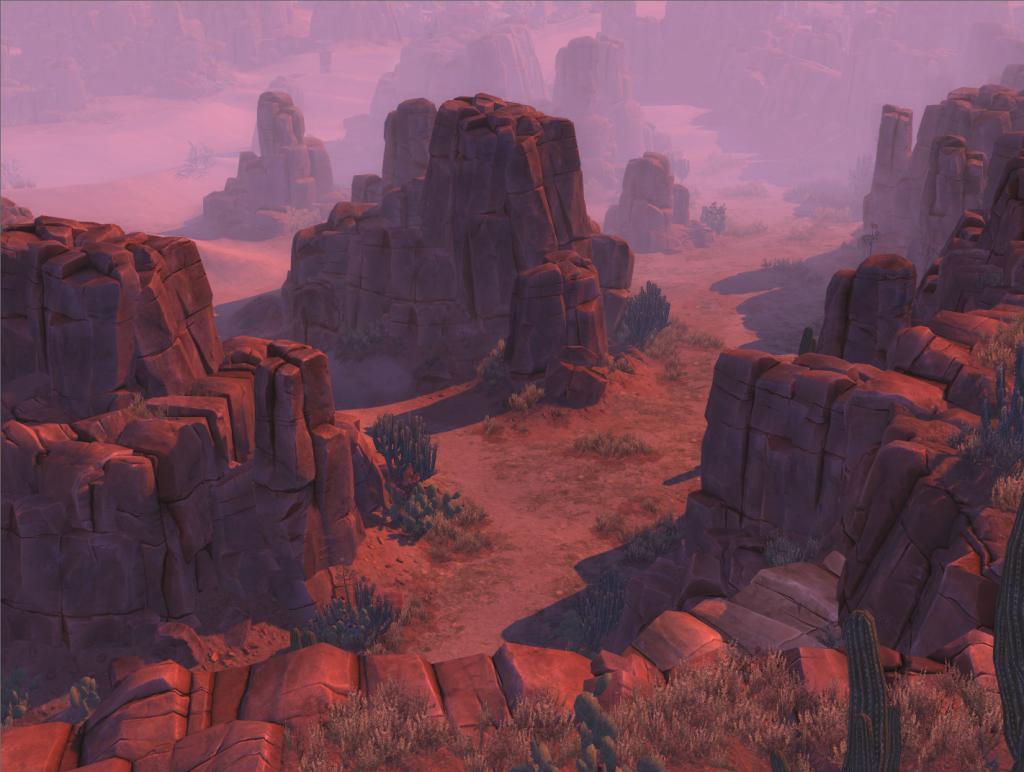 Korvan Plateau 2