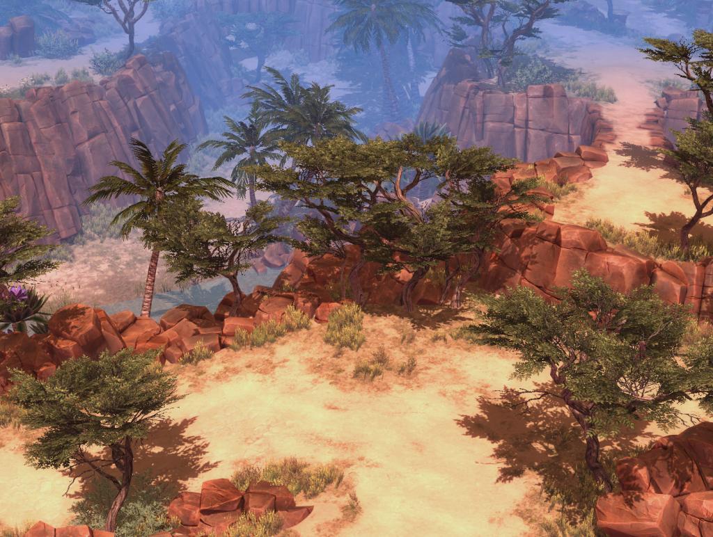 Korvan Plateau 3