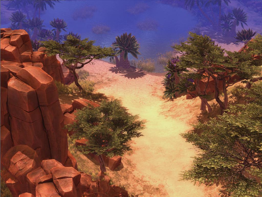 Korvan Plateau 4