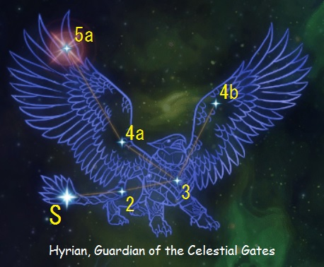 Hyrian, Guardian of the Celestial Gates