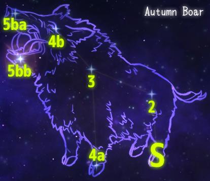 Autumn Boar