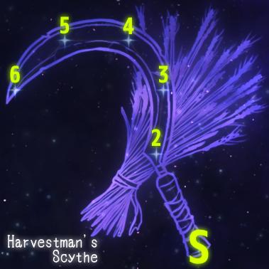 Harvestman's Scythe