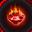 Blazing Ruby Piece