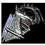 Silver Sentinel's Shoulderguard