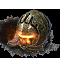 Darkblaze Headguard