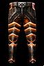 Hellforged Legplates